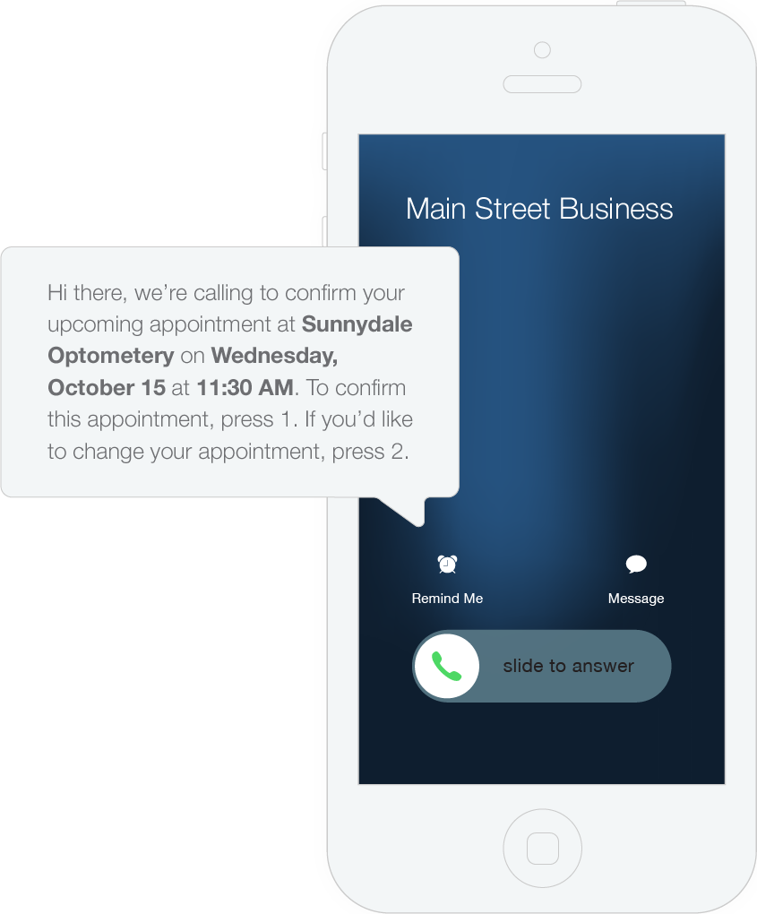 Appointment Reminders Confirmations By Demandforce