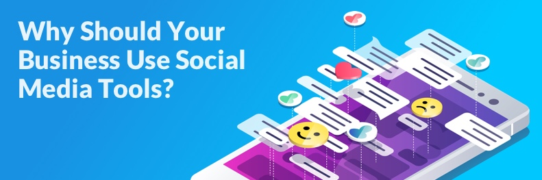 The benefits of social media tools