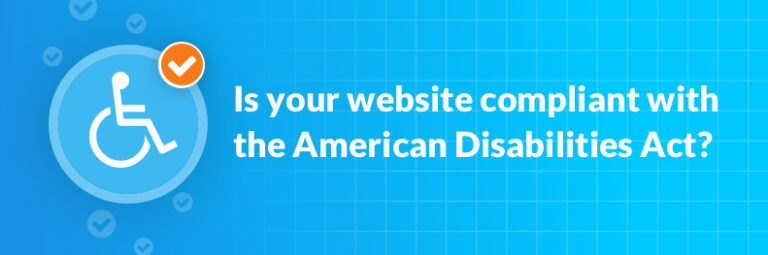 Making your website ADA compliant