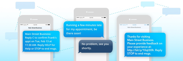 Demandforce Blog - Text Messaging Retains Clients